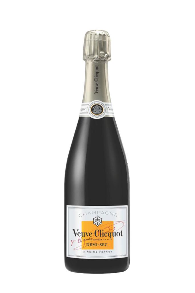 Veuve Clicquot Demi-Sec (375ml Half Bottle)