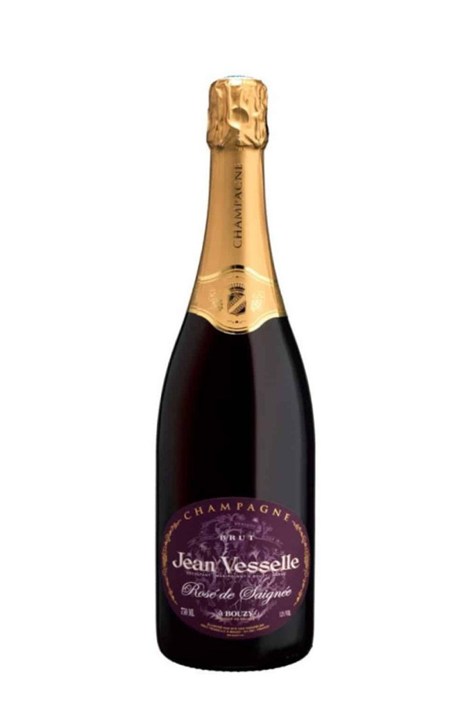Jean Vesselle Rose de Saignee (375ml Half Bottle)