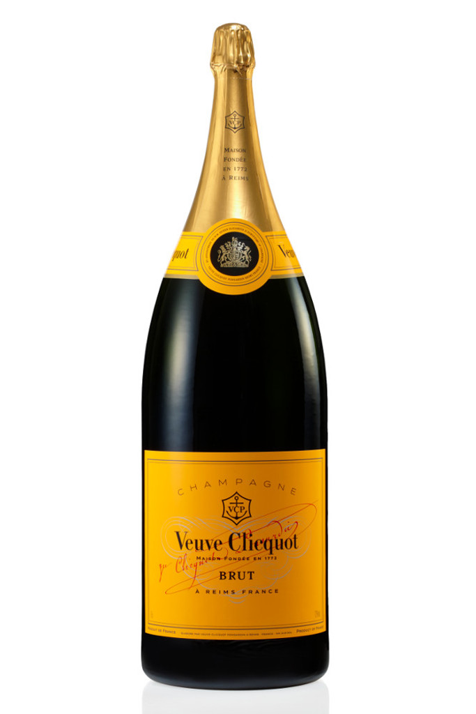Veuve Clicquot Brut Yellow Label (15L Nebuchadnezzar)