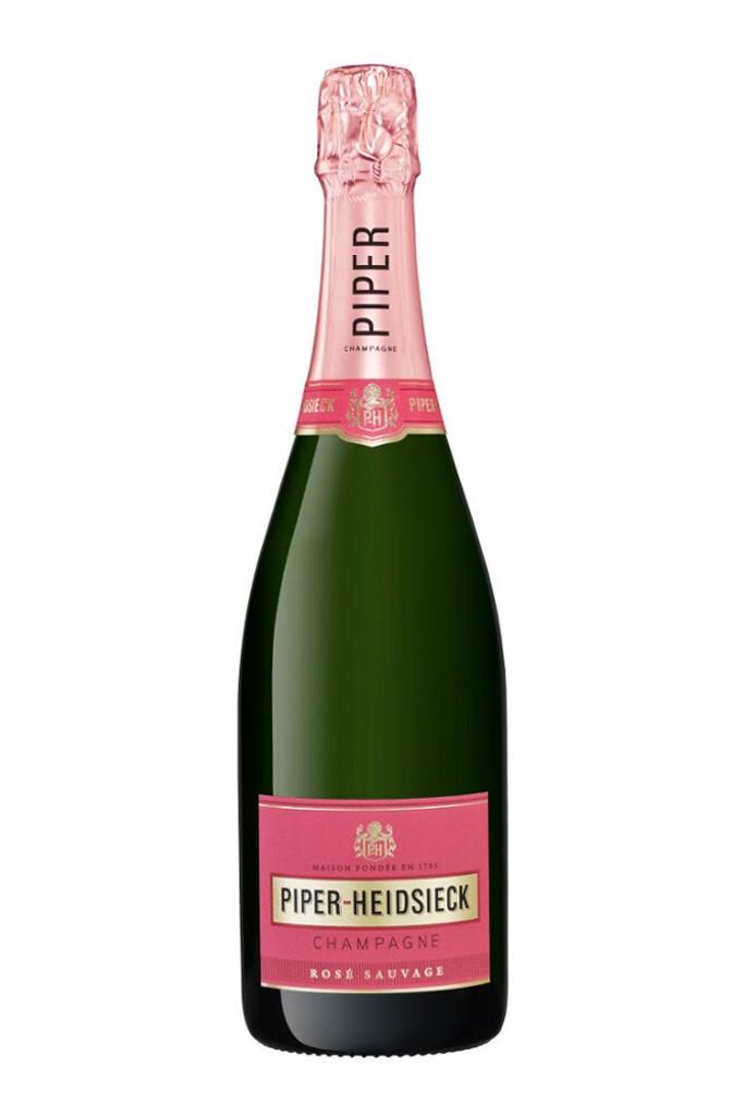 Piper-Heidsieck Rose Sauvage (375ml Half Bottle)