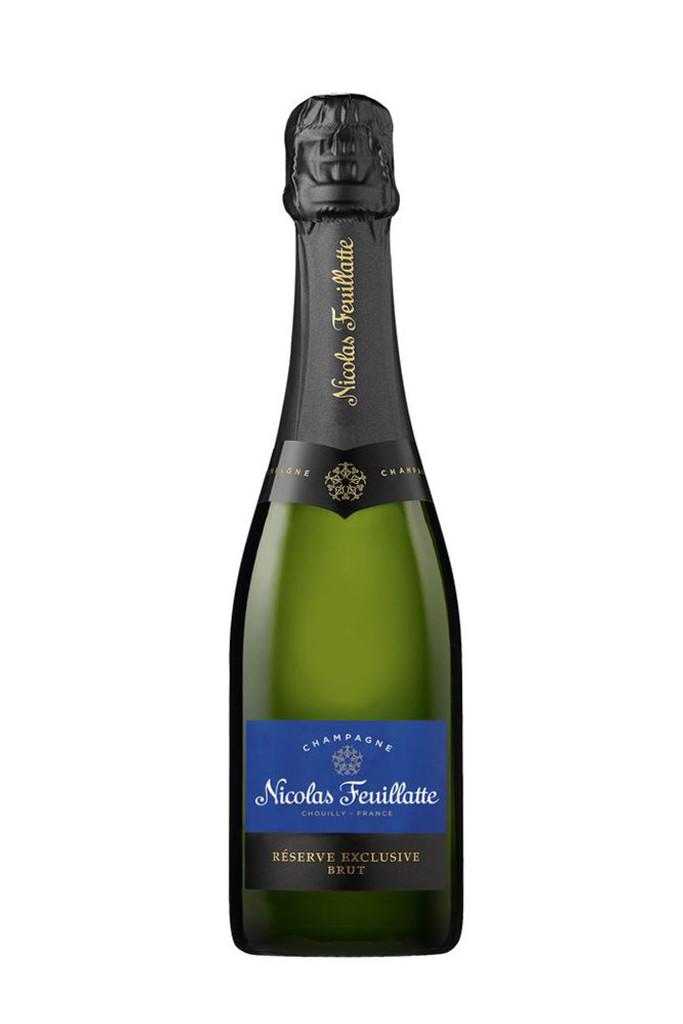 Nicolas Feuillatte Reserve Exclusive Brut (375ml Half Bottle)