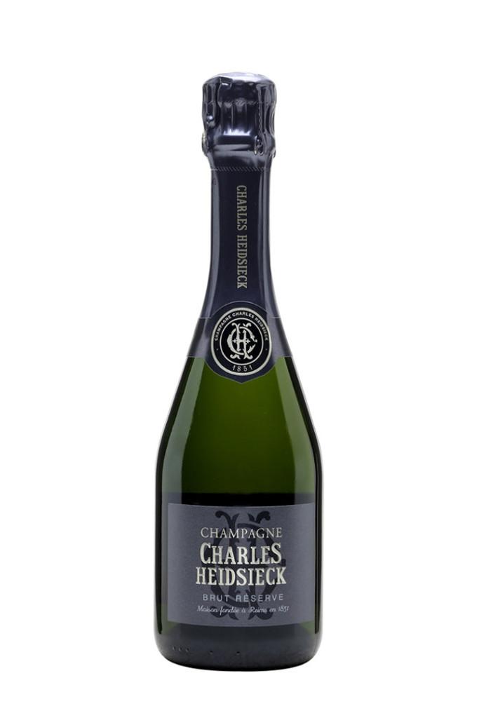 Charles Heidsieck Brut Reserve (375ml Half Bottle)
