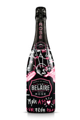 Luc Belaire Rare Rose ART Series by Gregoire Devin