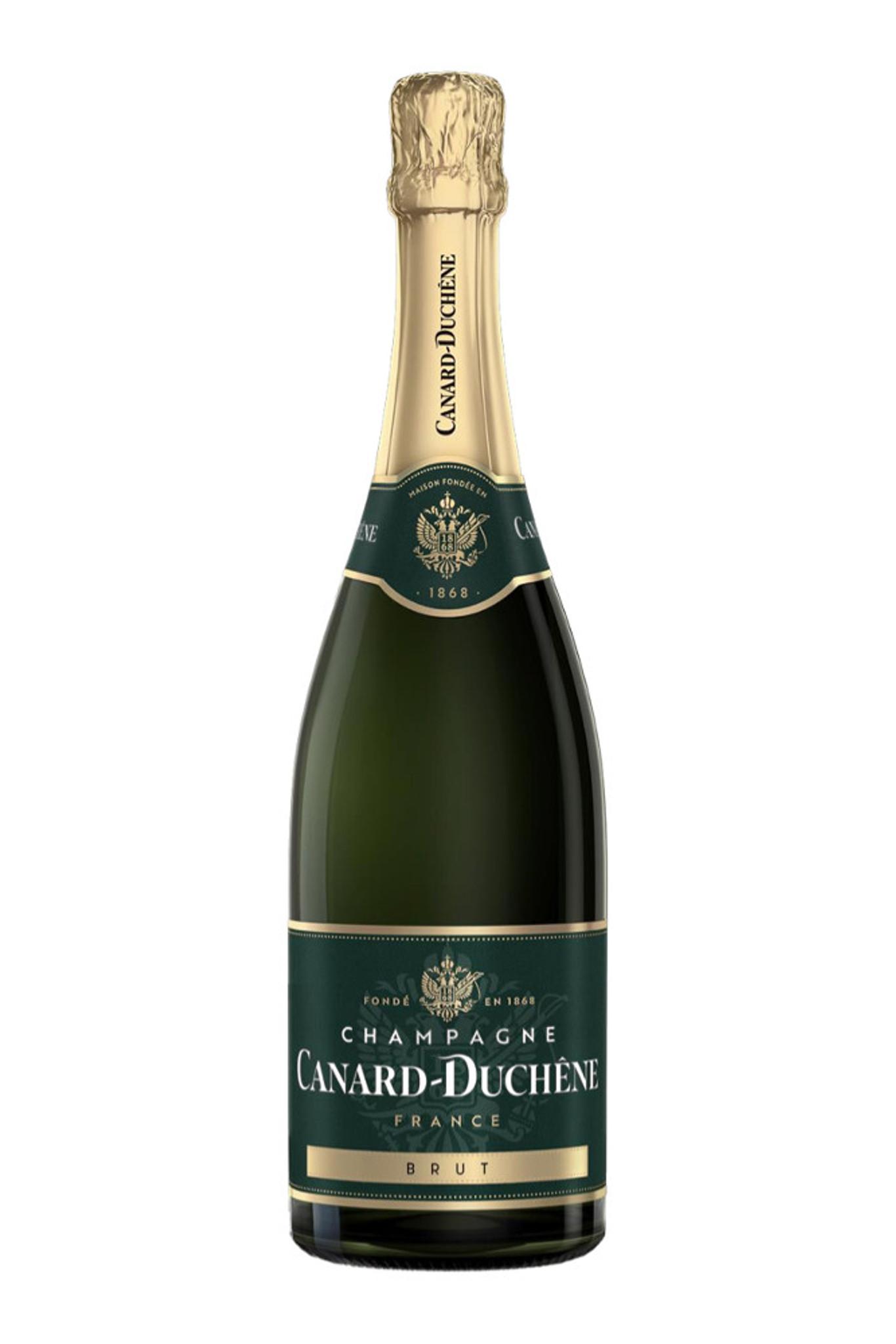 Kết quả hình ảnh cho champagne canard duchene brut