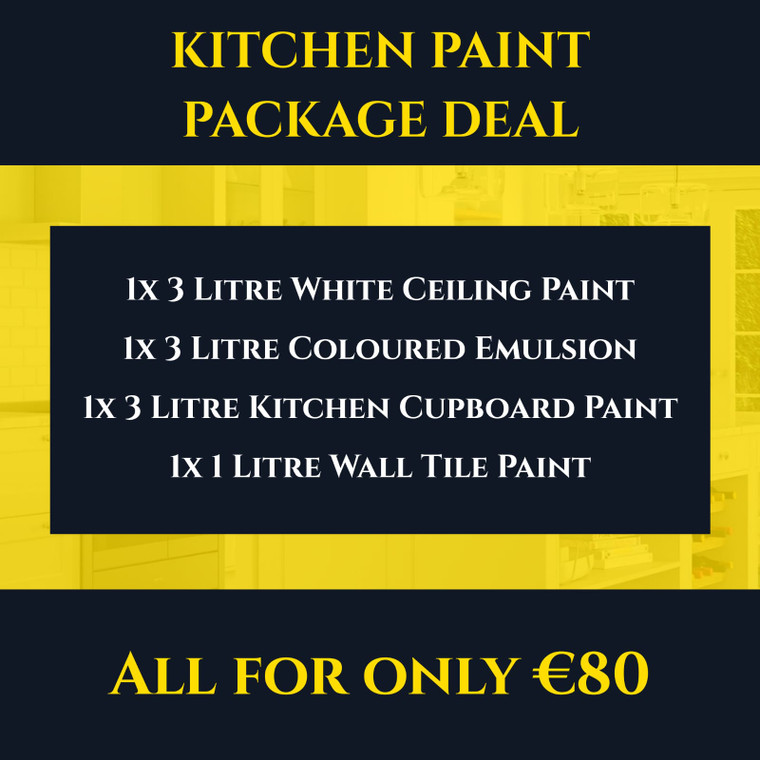 Kitchen Paint Package Deal