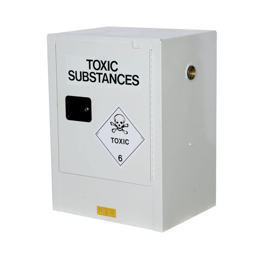 Toxic/Poison Storage Cabinets - 30 Litre