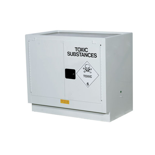 Under Bench Storage - Toxic Substances
