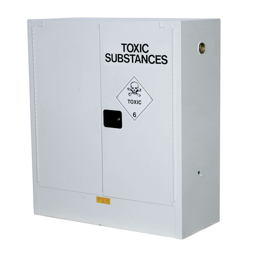 Toxic/Poison Storage Cabinets - 160 Litre