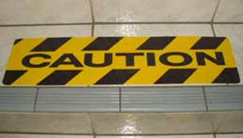 Safety Stair Marker - Caution