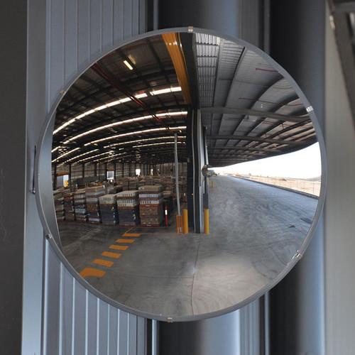 Standard Internal Convex Safety Mirror