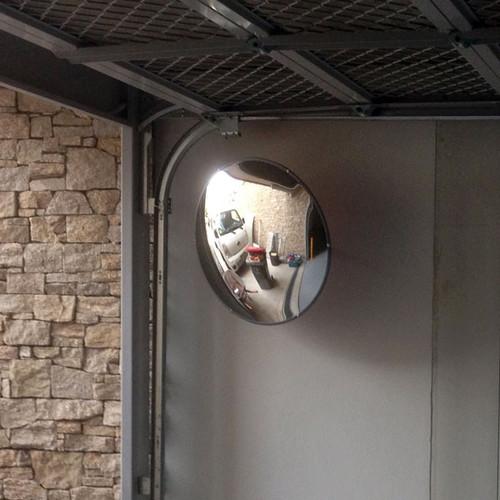 Stainless Steel Internal Convex Safety Mirror