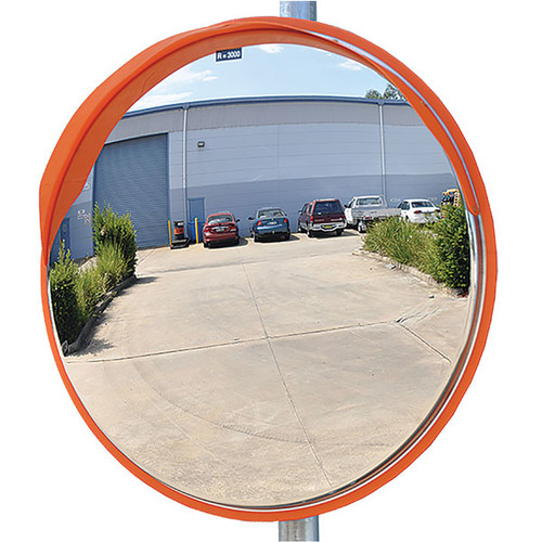 Stainless Steel External Convex Safety Mirror