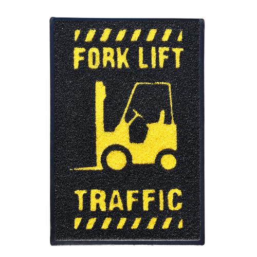 Safety mat - Forkilft