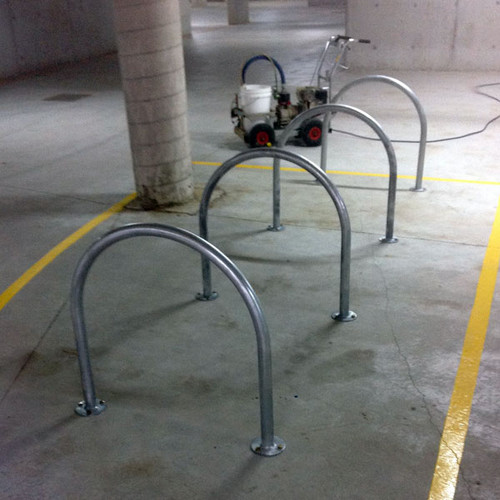 Hoop Bike Racks - Large