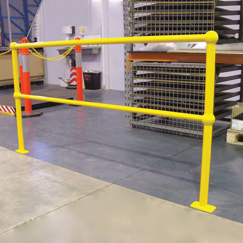 Safety Handrails, Ball and Tube