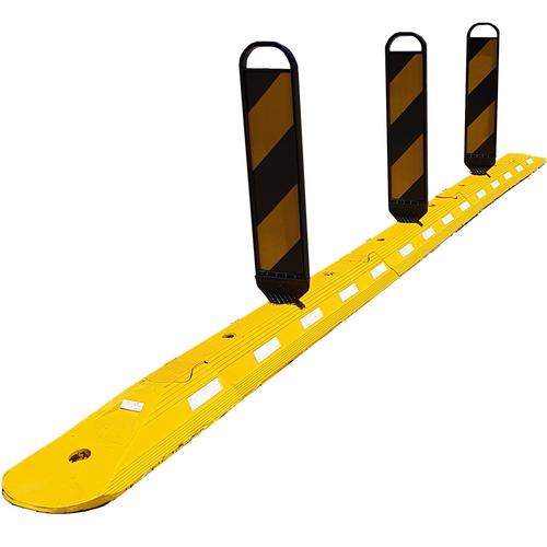 Traffic lane separator
