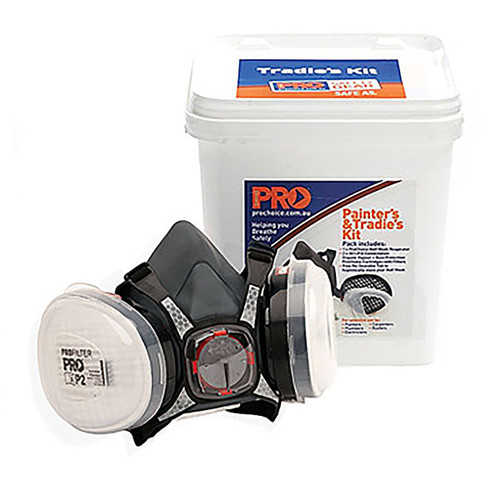 Tradie's and Painter's Kit - Bucket