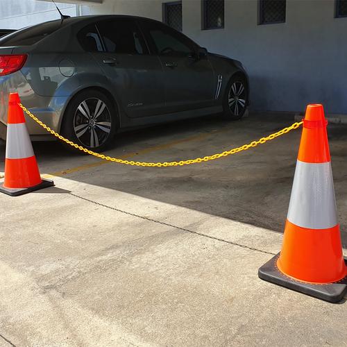 Traffic Cone Chain Adaptor