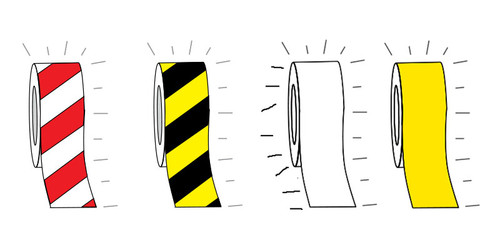 Class 1 Ultra High Intensity Exterior Tape