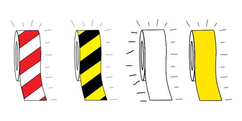 Class 1 Ultra High Intensity Exterior Tape - Bulk Roll