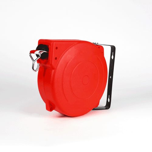 Retractable Safety Barrier Reels - Mini