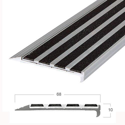 Aluminium Stair Nosings - SMN112