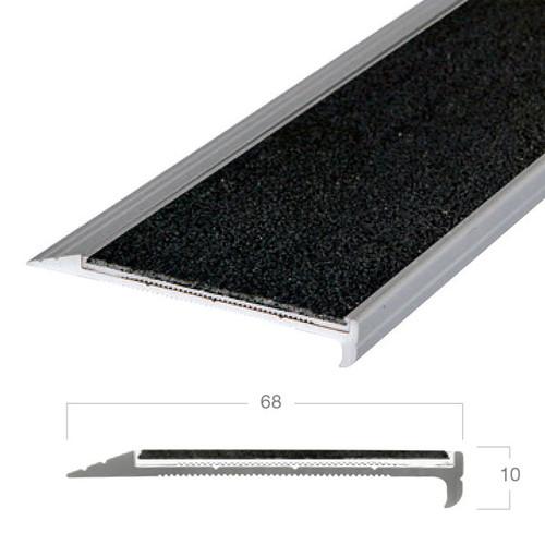 Aluminium Stair Nosings - SMN212