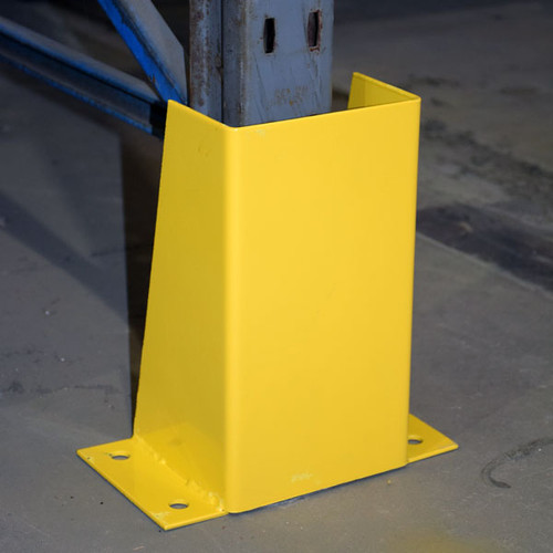 Pallet Rack Protection Feet