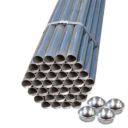 Galvanised Steel Posts w/Cap