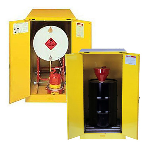 Drum Storage Cabinets - Flammable