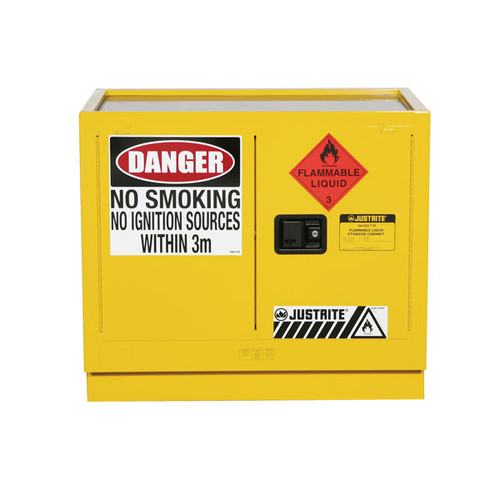 Under Bench Storage Cabinets - Flammable