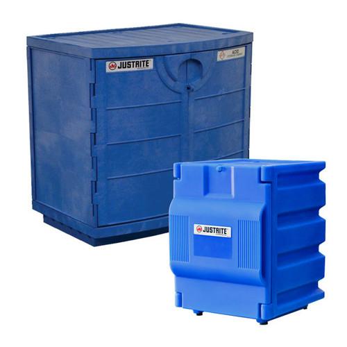 Polyethylene Storage Cabinets - Corrosives