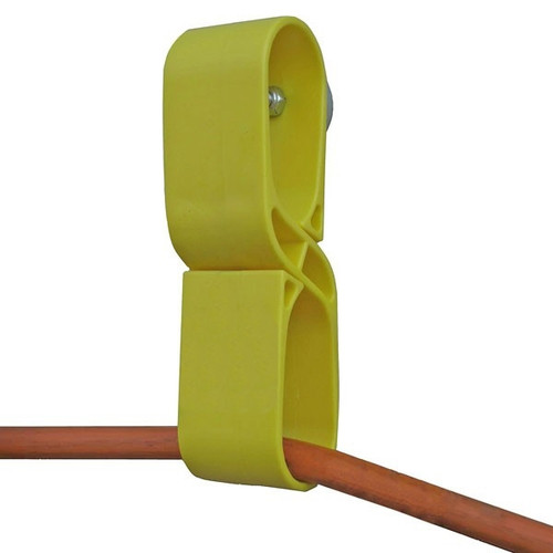 Cable buddy magnetic lead holder