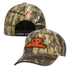 Country Cruzin Camo Cap Front and Back