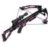 Cover Tyrant Huntress Crossbow Rear View