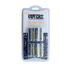 12 PACK AA RECHARGEABLE NIMH BATTERIES
