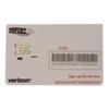 Verizon Micro SIM Card