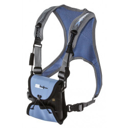 LockDownX Binocular Harness - Blue