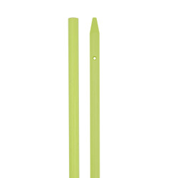 Chartreuse Fiberglass Shaft
