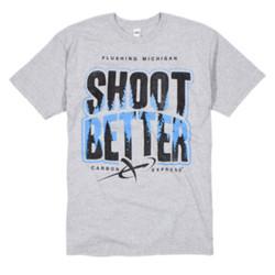 CX Shoot Better Tee Gray