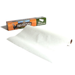 Freezer Paper (White) 200 Sq. Ft.