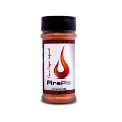 Fire Pit (Smoke Alarm) Rub