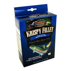 Krispy Fillet Pub Style Beer Batter