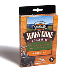 Jerky Seasoning - Mesquite (Seasoning & Cure for 5 lbs.)