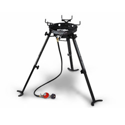 Portable Kahuna Burner W/XL Brackets