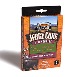Jerky Seasoning - Whiskey Pepper