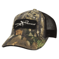 CX Trucker Camo Cap