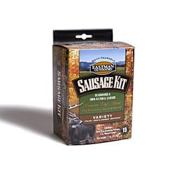 Variety Sausage Kit front