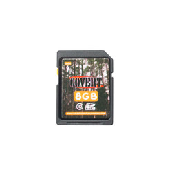 COVERT SD CARDS (8 GB - 16 GB - 32 GB)
