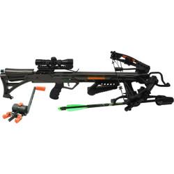 "RM-405 ""Black"" Crossbow Kit with Quiet Crank"